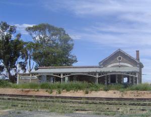 Saddleworth railway station