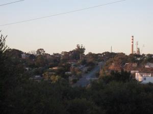 port stanvac chimney across the suburbs