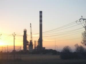 sunset over port stanvac 1