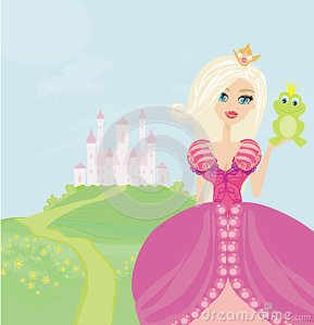 beautiful-young-princess-holding-big-frog-illustration-33240652