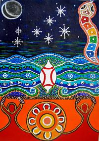 Kaurna Aboriginal art 2013