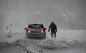 minneapolis in the winter 2