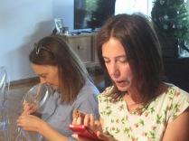 Helen and Osha