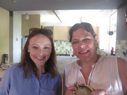 Helen and Katrina