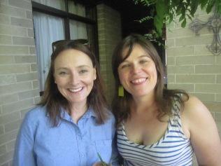Helen and Amy