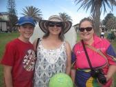 Jude, Katrina and Jesse