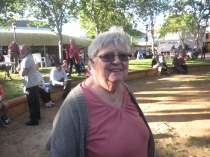 Janet, community member extraordinaire