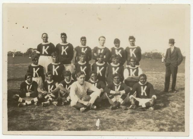 Football team 1925