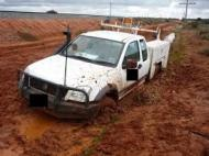 Bogged car 2