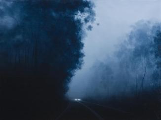 Camilla Tadich lights in the dark