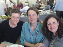 Sue, Sonja and Kim