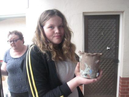 Chiara's pot
