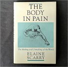 Cover of Elaine Scarry's book