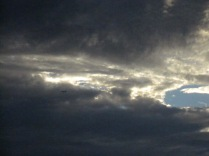 Light and clouds
