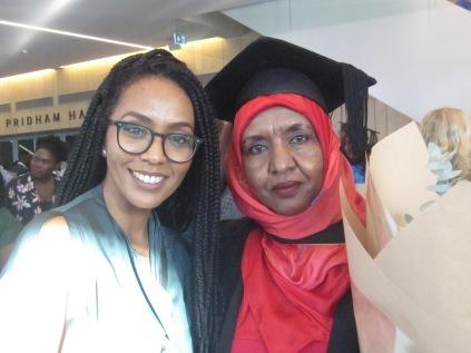 Rania and Arefa