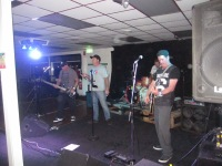 One of the bands