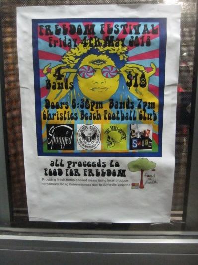 Freedom Festival poster!