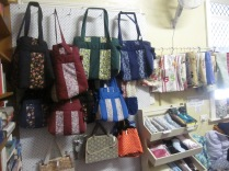 Hand made bags, peg bags, and other things I can't quite remember!