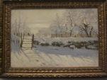 Claude Monet, La Pie