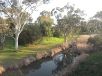Creek looking south west