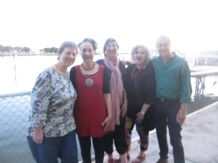 Trustees - EB, Maggie, Cathy, Angela and Laurie