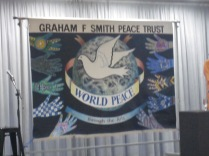 The Peace Trust banner