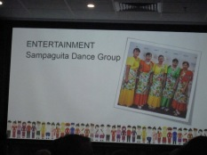 Slide about the dance group