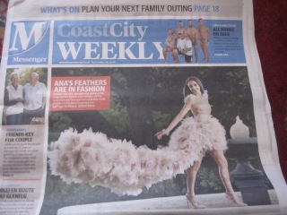 Front page of the paper