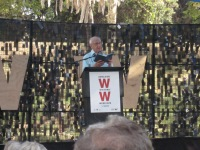 David Malouf reading poetry