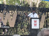 Ben Okri reading his poems