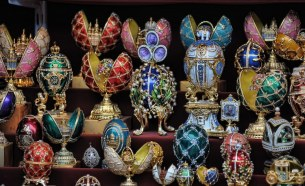 Faberge (of eggs fame)