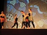 A dance piece about indigenous culture