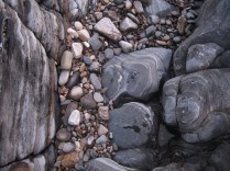 Pebbles and rocks (from Laurie)