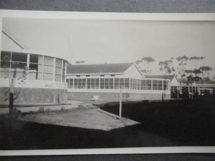 Repat hospital in the 1940s