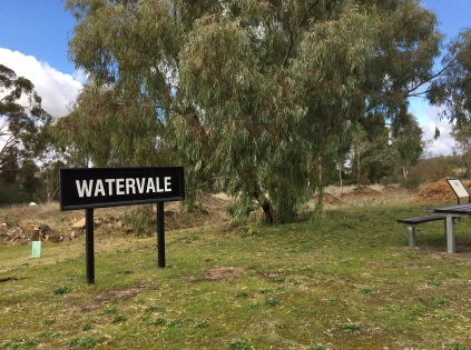 Old Watervale railway station