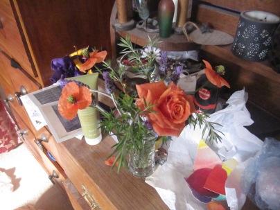 flowers inside 9